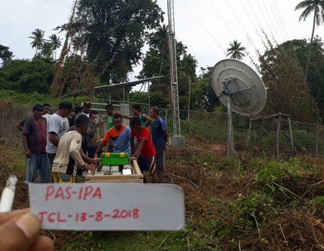 Project Pas IPA