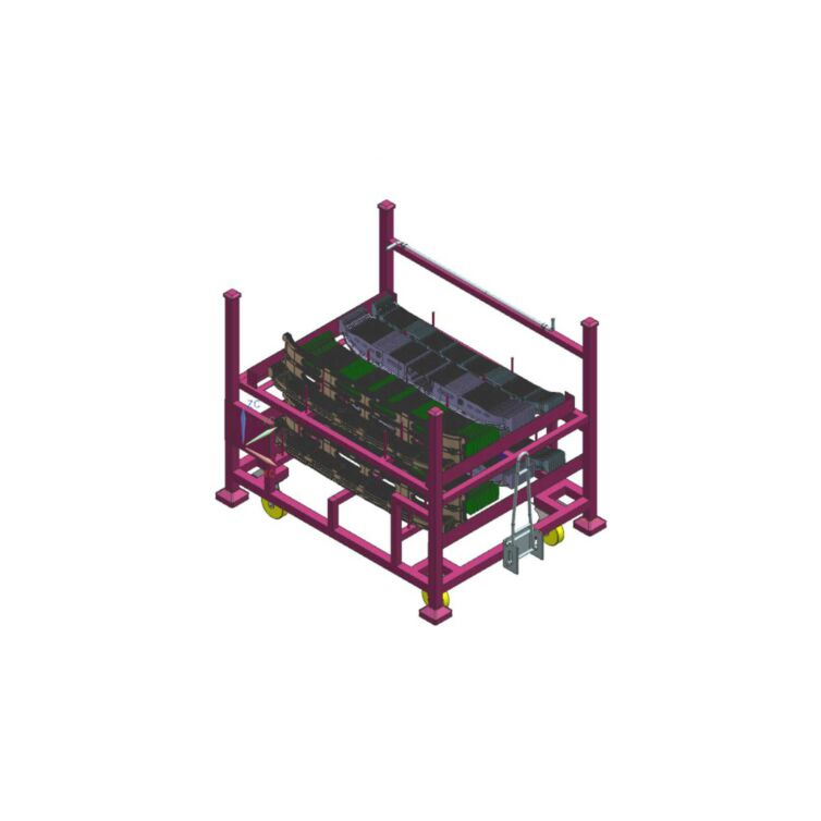Pallete Tooling Product